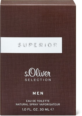 s.Oliver Superior Men EdT
