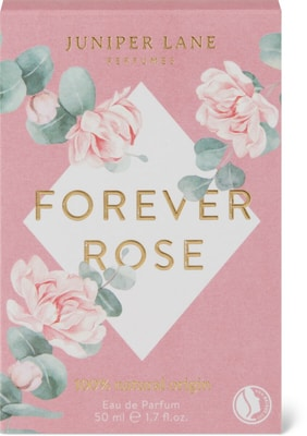 Juniper Lane Forever Rose Eau de Parfum, 50ml