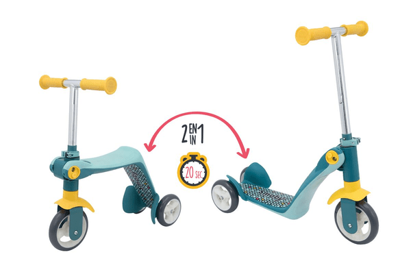 Smoby Reversible Scooter Sport