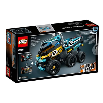 LEGO Technic Le pick-up du cascadeur 42059
