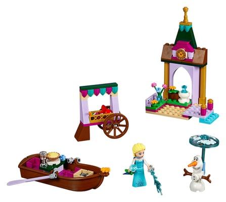 Lego Disney 41155 Avv. Al Mercato D.Elsa