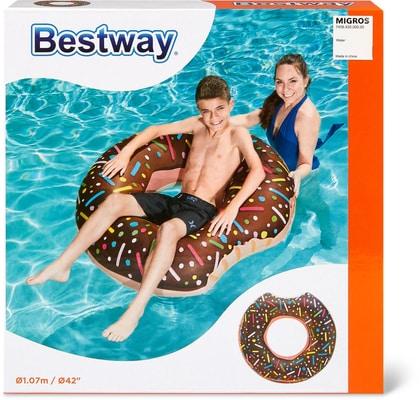 Bestway Salvagente a forma di donut Materassini ad aria