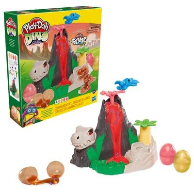 Play-Doh Lava Bones Island Modelieren