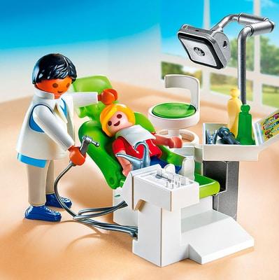PLAYMOBIL City Life Dentista 6662