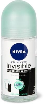 Nivea deodoranti Black&White Fresh Roll-on