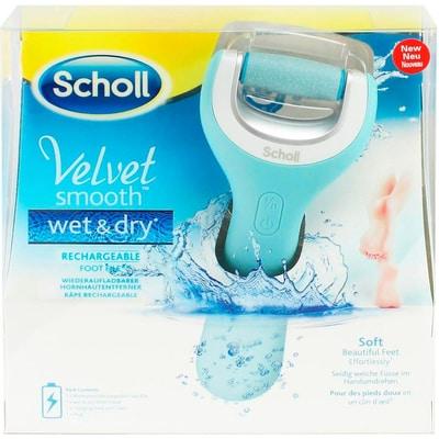 Scholl Velvet Smooth Express Pedi - Wet & Dry-1