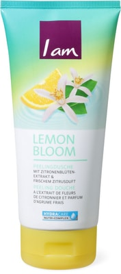 I am Shower Peeling Lemon Bloom