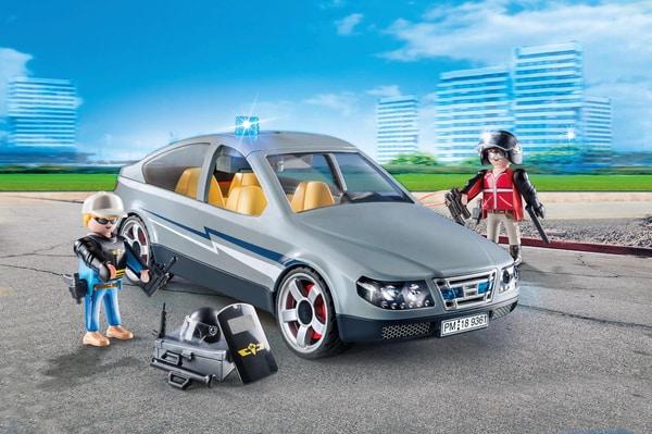 Playmobil SEK-Zivilfahrzeug