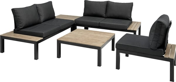 PRION Loungesofa rechts