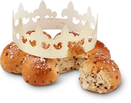 Gâteaux des trois rois chocolat