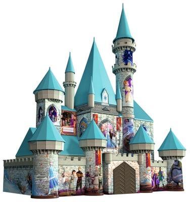 Ravensburger Frozen 2 Schloss 3D Puzzle Puzzle