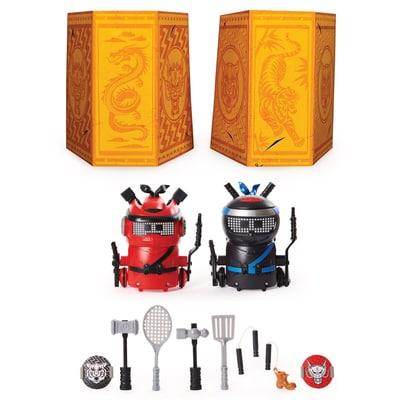 Spin Master Ninja Bots Doppelpack Spielfigur