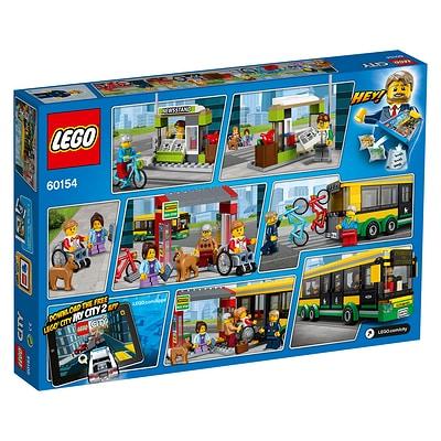 LEGO City La gare routière 60154