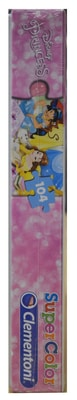 Clementoni Disney Princess 104 pezzetti Puzzle
