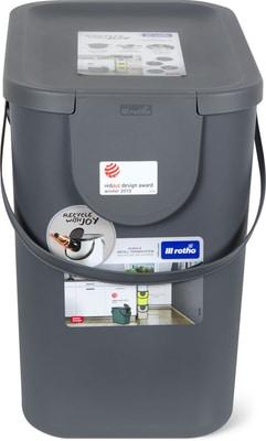 Rotho Albula Recyclingsystem 25L