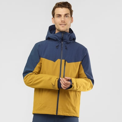 Salomon UNTRACKED JACKET M Veste de ski pour homme