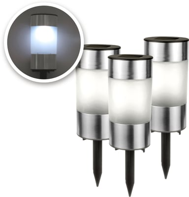 Do it + Garden Lampe solaire LED Arezzo
