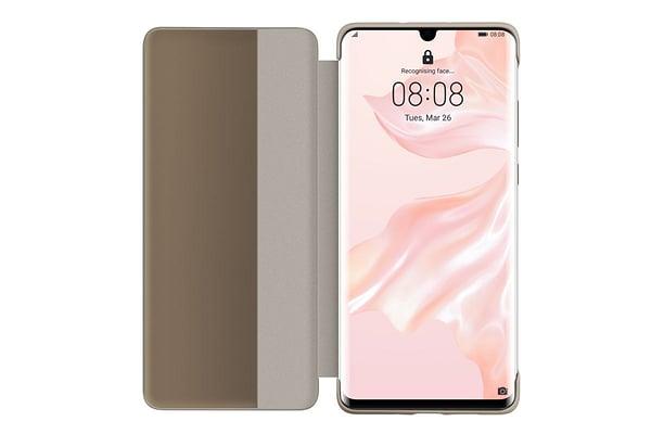 Huawei Smart View Flip Cover kaki Coque