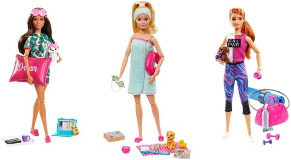 Barbie GKH73 Wellness