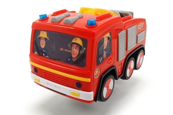Dickie Toys Feuerwehrmann Sam Spielfahrzeug