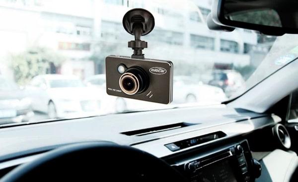 Miocar Dashcam Videocamera da auto