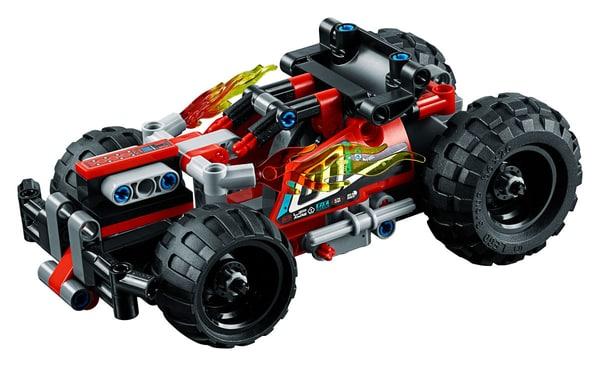 Lego Technic 42073 Craaash