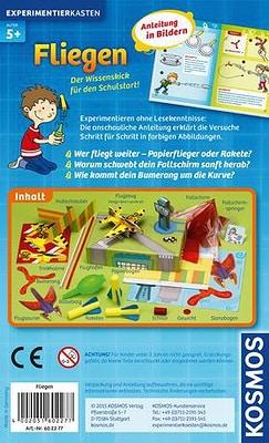 KOSMOS Fliegen - Der Wissens-Kick für den Schulstart (D)