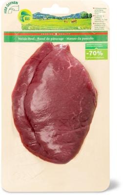 Bio Weide Beef Plätzli
