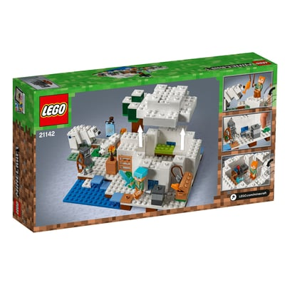 Lego Minecraft 21142