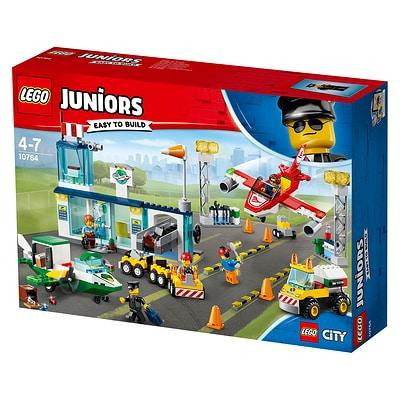Lego Juniors Aeroporto di città 10764