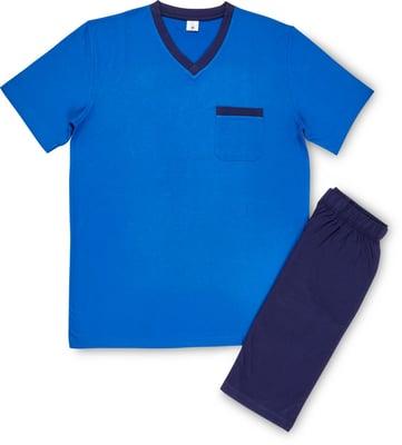 HERREN SHORTY blau