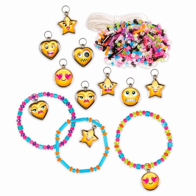 Kit de bracelets Emoji