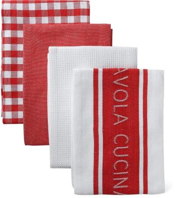 Cucina & Tavola Set de torchon de cuisine
