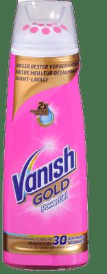 Vanish détachant avant lavage