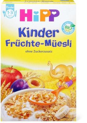 HiPP Kinder Früchte-Müesli