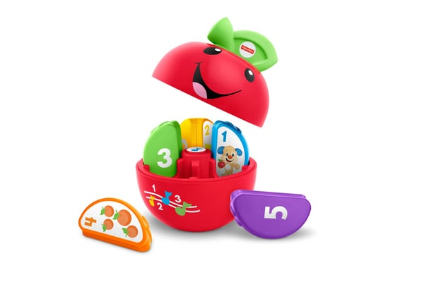 Fisher-Price Lernspass Apfel (D)