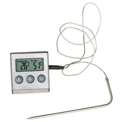 Bratenthermometer mit Fühler C&T