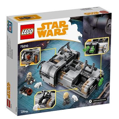Lego Star Wars Le Landspeeder de Moloch 75210