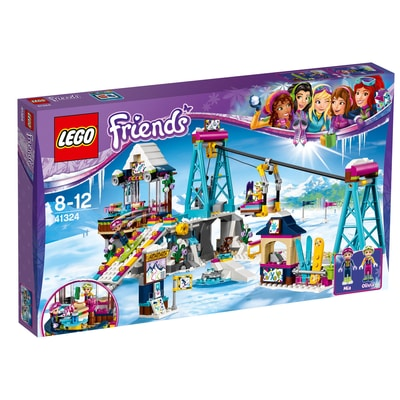 Lego Friends La station de ski 41324