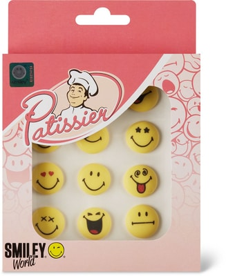 Patissier smileys & Yeux comiques