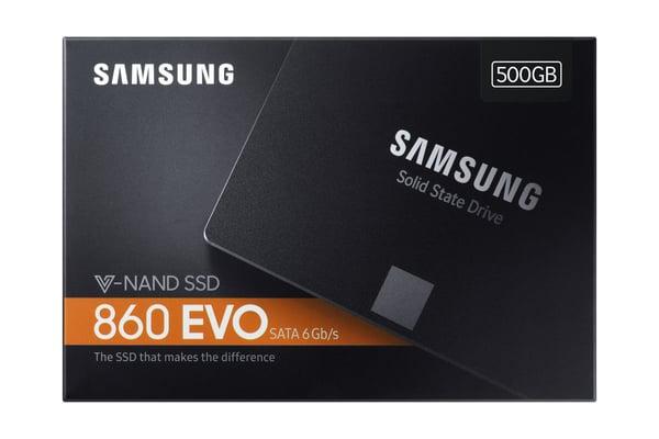 Samsung SSD 860 EVO 500GB 2.5'' Hard disk Interno SSD