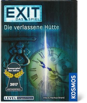 Kosmos Exit - Spiel die verlassene Hütte