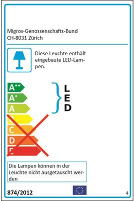 Philips CINNABAR Deckenleuchte