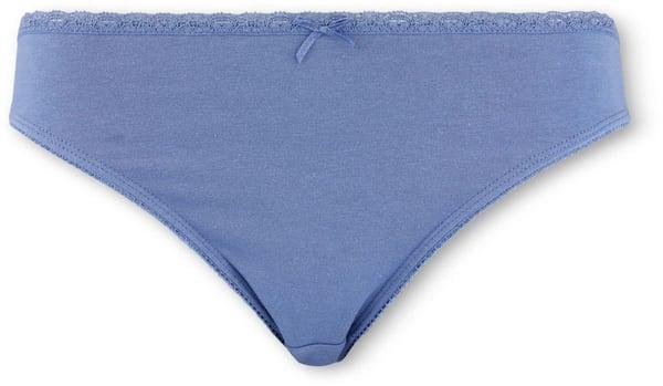 Damen Slip m'blau