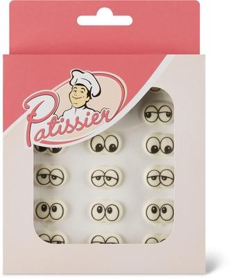 Patissier smileys & Yeux comiques