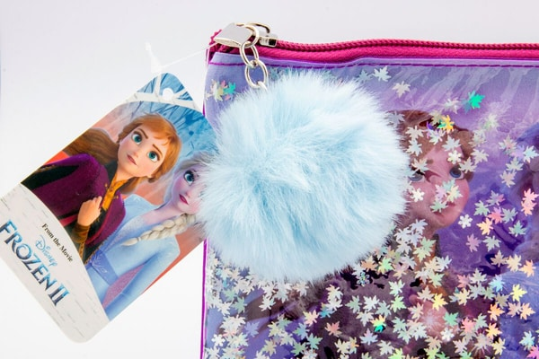 Disney Frozen 2 Beautybag Pompom Schmuck