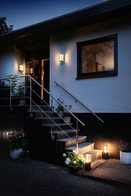 Philips hue Outdoor Paletto Fuzo