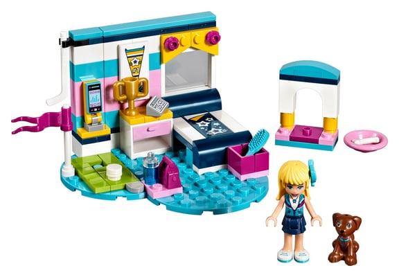 Lego Friends 41328 Cameretta Di Stephie
