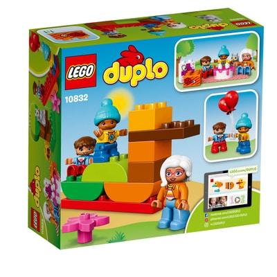 LEGO DUPLO La fête d'anniversaire 10832