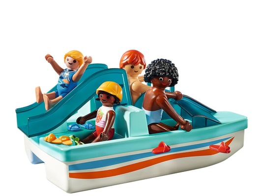 Playmobil Tretboot